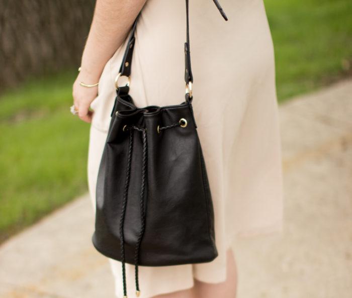 beige wrap dress, h&m fashion, h&M dresses, mod dress, minimalism fashion, beige summer dress