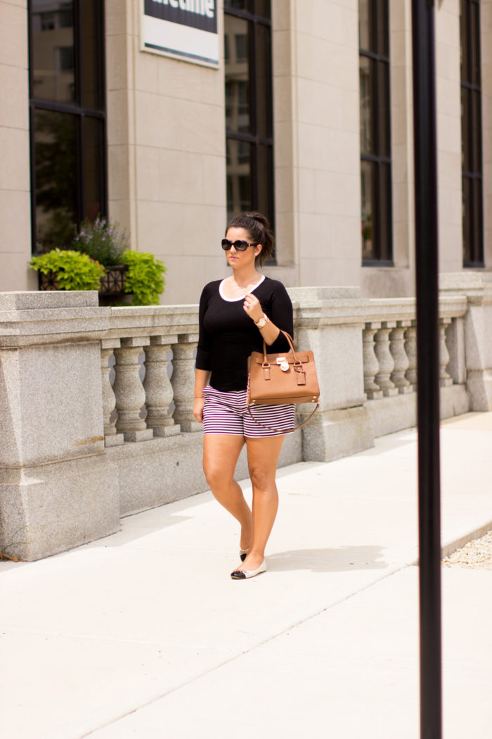 Coco Chanel Inspired Outfit Baily Lamb