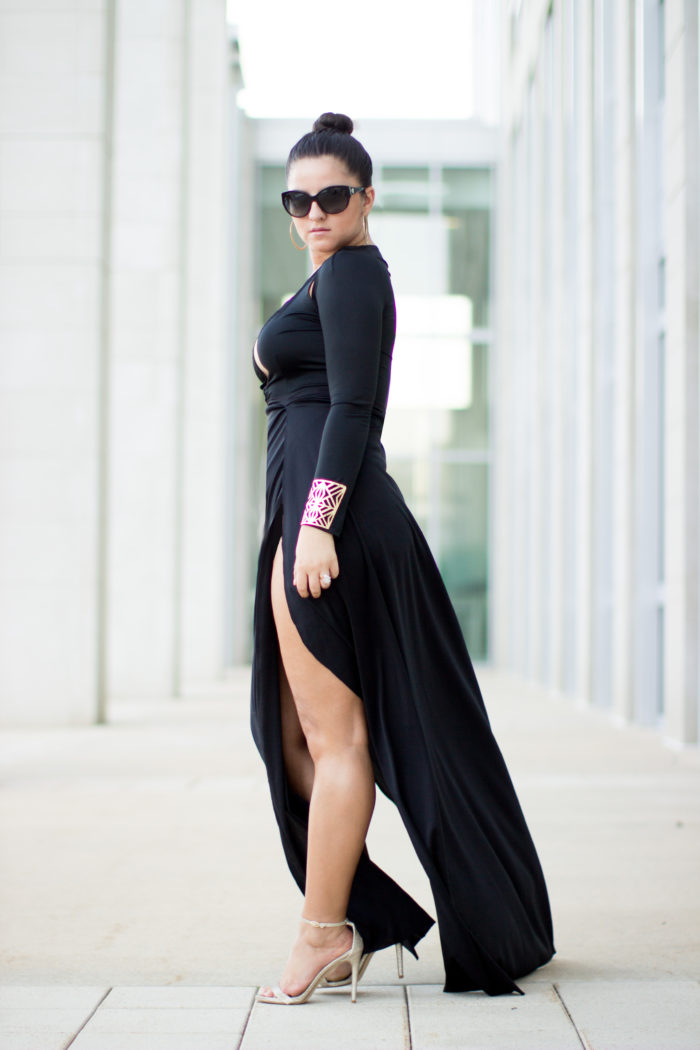 Kim Kardashian Style Baily Lamb