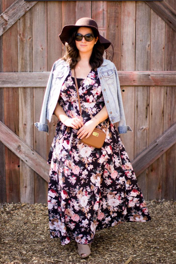 Casual Boho Style Dress