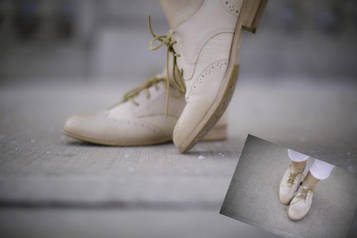three reasons you need an oxford shoe now, CAT footwear, caterpillar footwear, womens oxford shoe,