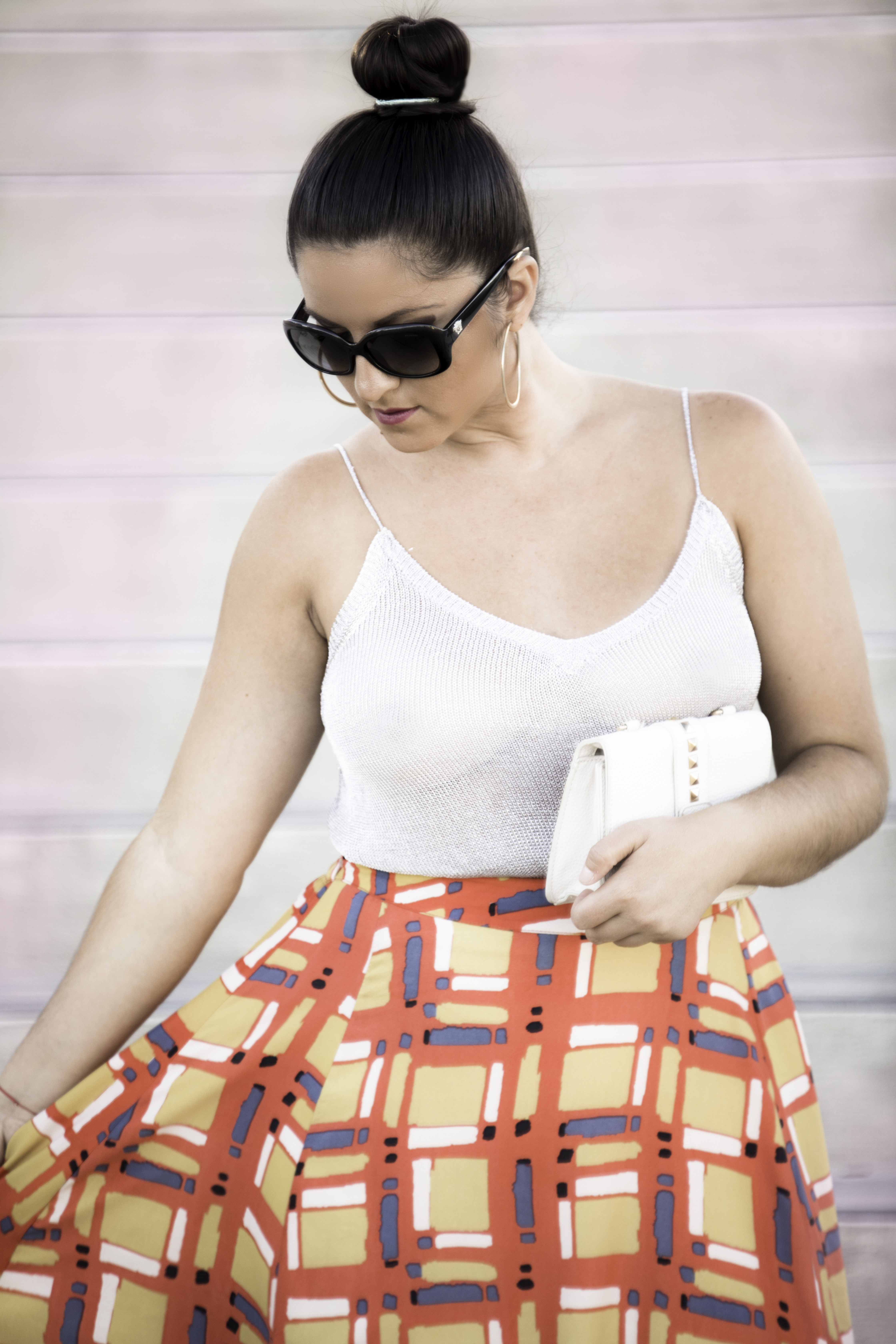 styling a maxi skirt, forever21 fashion, chicago blogger, baily lamb
