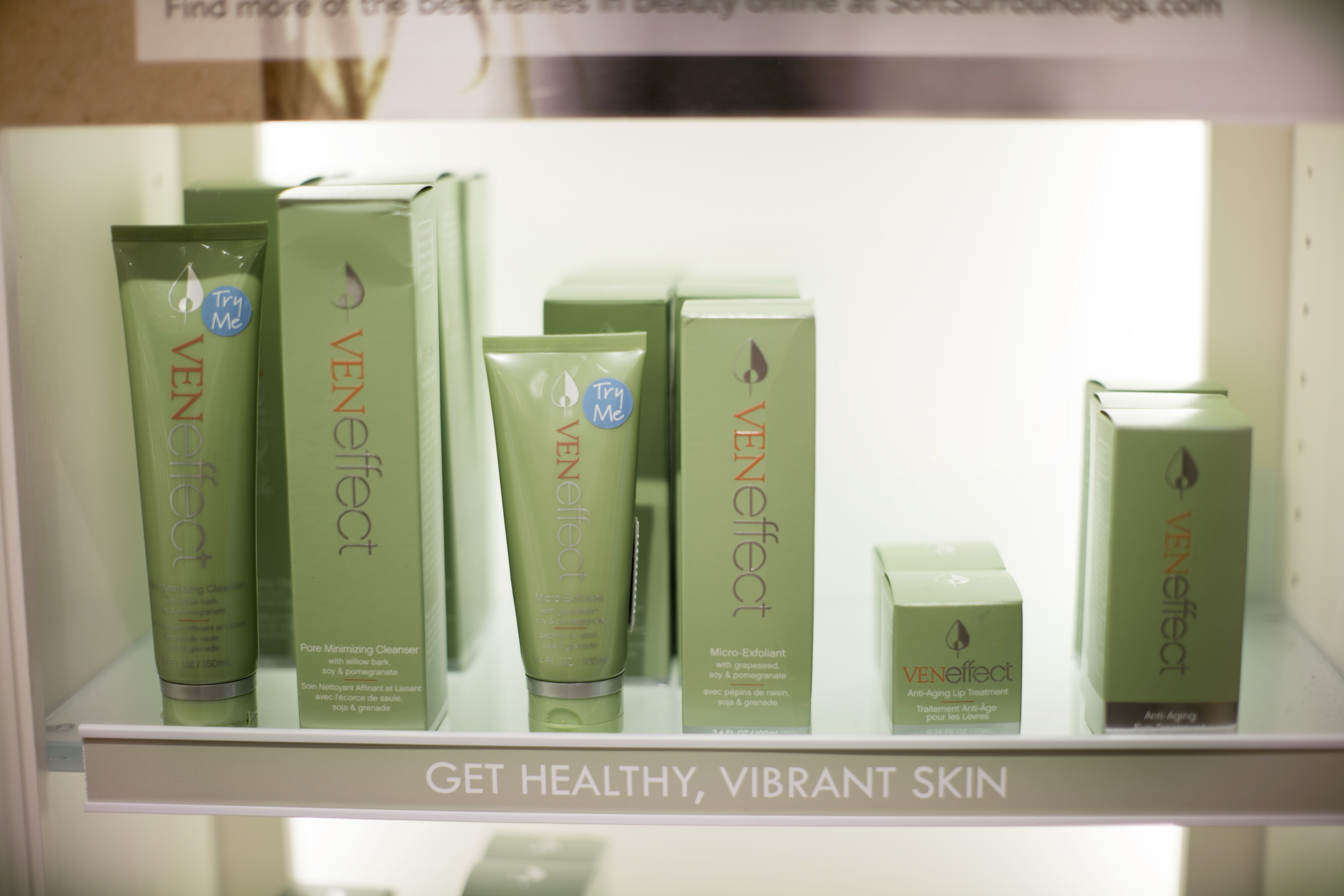 how to combat hormoal aging with VENeffect,veneffect event, hormone skincare, baily lamb, chicago blogger
