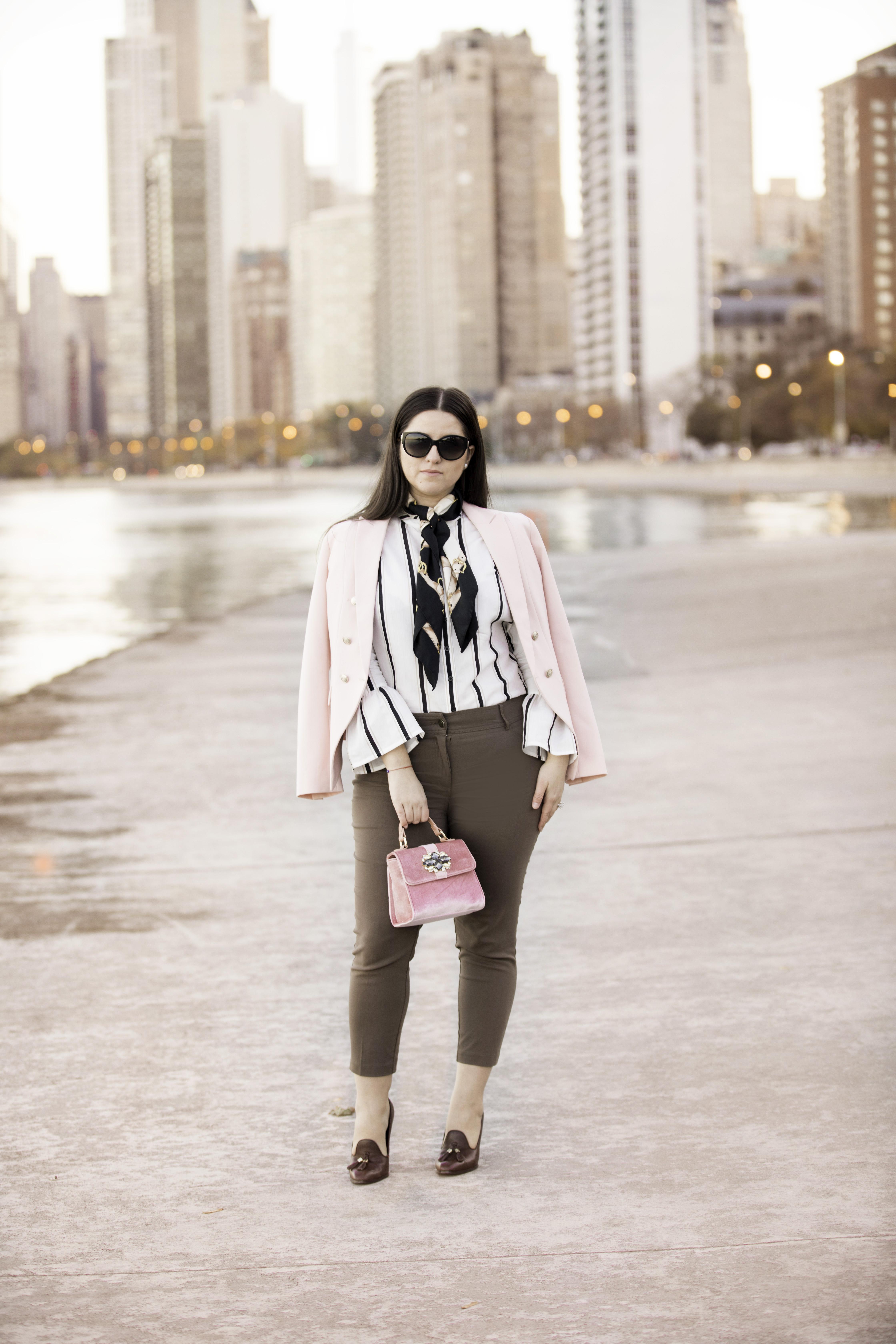 chicago fashion week, baily lamb