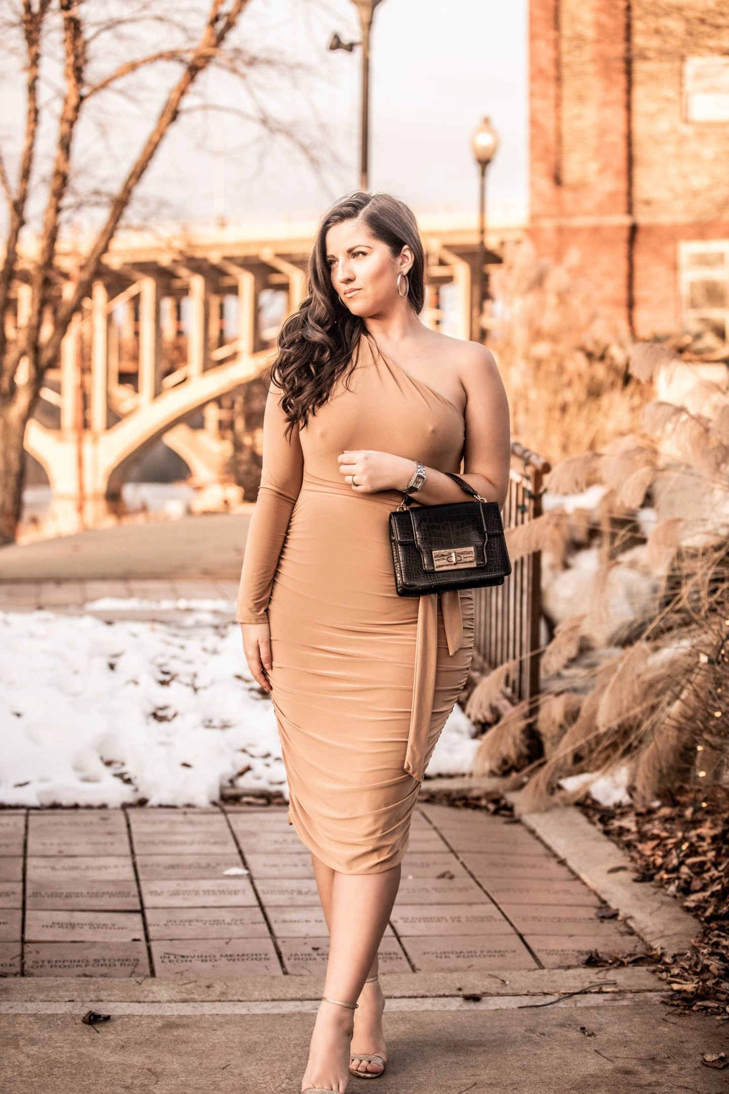 bodycon dress, sexy dress, nude dress, club dress, party dress